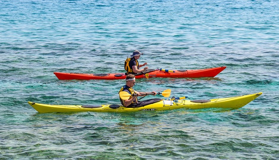 Not for the Faint of Heart: Top 5 Places in the World  to Go Kayaking