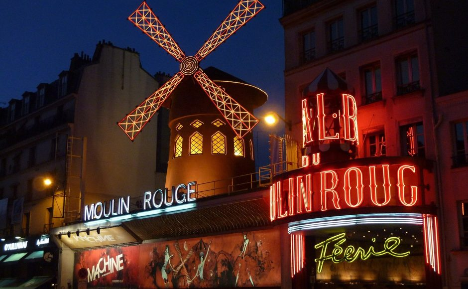 Cultural Spectacles: A Brief History of Moulin Rouge Paris